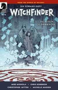 Witchfinder Reign Of Darkness #4