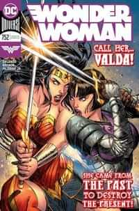 Wonder Woman #752 CVR A