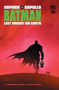 Batman HC Last Knight On Earth