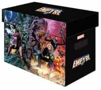 Marvel Short Comic Box Empyre