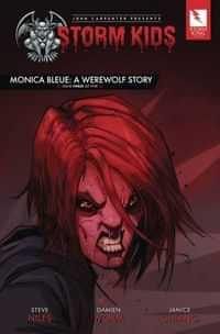 Storm Kids Monica Bleue Werewolf Story #3