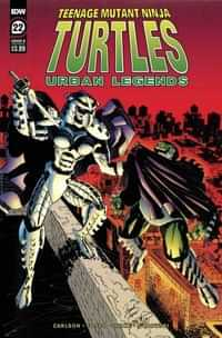 TMNT Urban Legends #22 CVR B Fosco and Larsen