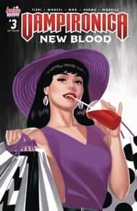 Vampironica New Blood #3 CVR C Smallwood