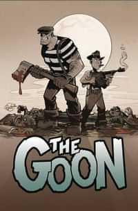 Goon #8 Parson Cardstock