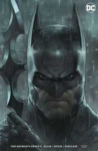 Batmans Grave #6 CVR B Jeehyung Lee