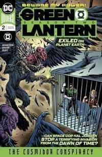 Green Lantern Season 2 #2 CVR A