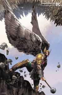 Hawkman #22 CVR B Gerardo Zaffino