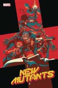 New Mutants #9 Variant Martin God Loves Man Kills