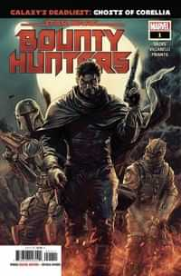 Star Wars Bounty Hunters #1