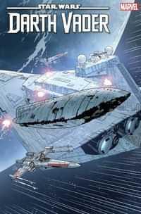 Star Wars Darth Vader #2 Variant Sprouse Empire Strikes Back
