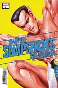 Sub-mariner Marvels Snapshot #1