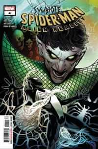 Symbiote Spider-Man Alien Reality #4