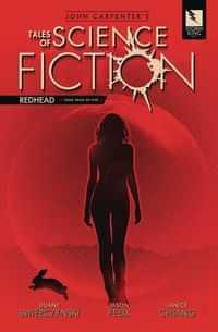 Carpenter Tales Scifi Redhead #4