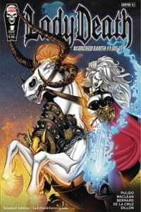 Lady Death Scorched Earth #1 CVR A