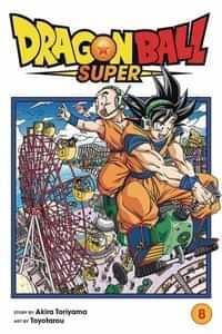 Dragon Ball Super GN V8