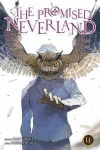 Promised Neverland GN V14