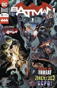 Batman #91 CVR A
