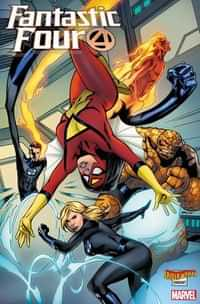 Fantastic Four #20 Variant Lupacchino Spider-woman
