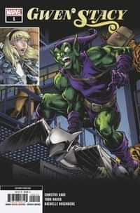 Gwen Stacy #1 Second Printing Nauck
