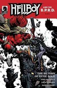 Hellboy and BPRD Return of Effie Kolb #2