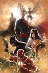 Justice League #43 CVR B Card Stock Andrews