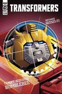 Transformers #19 CVR A Deer