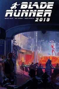Blade Runner 2019 #7 CVR B Mead