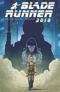 Blade Runner 2019 #7 CVR C Guinaldo