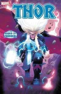 Thor #1 Second Printing Klein