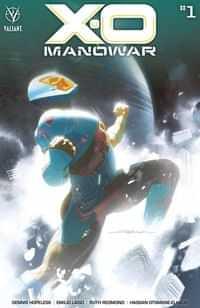 X-O Manowar #1 Cvr B Dekal