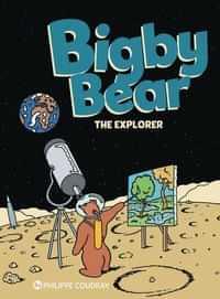 Bigby Bear Explorer GN