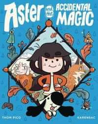 Aster and Accidental Magic GN