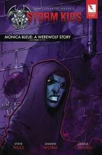 Storm Kids Monica Bleue Werewolf Story #4
