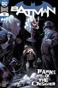 Batman #92 CVR A
