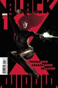 Black Widow V10 #1