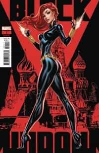 Black Widow V10 #1 Variant JS Campbell
