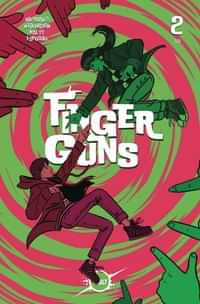 Finger Guns #2 CVR A