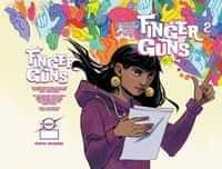 Finger Guns #2 CVR B Hickman