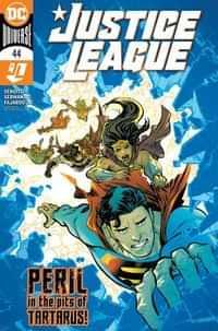 Justice League #44 CVR A