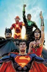 Justice League #44 CVR B Nicola Scott