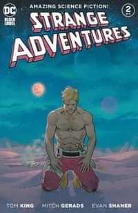 Strange Adventures #2 CVR B Evan Shaner