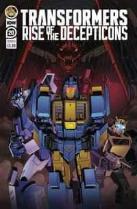 Transformers #20 CVR A Pirrie