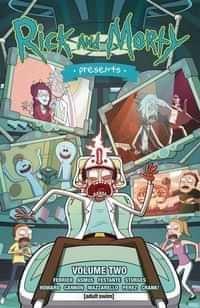Rick and Morty TP Presents V2