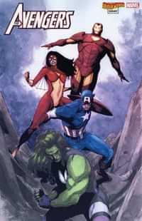 Avengers #33 Variant Pham Spider-Woman
