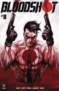 Bloodshot #8 CVR A Kirkham