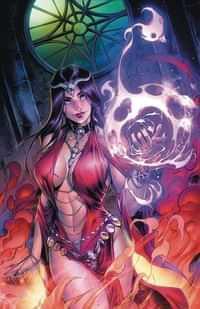 Grimm Fairy Tales #37 CVR C Zaldivar