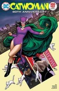 Catwoman 80th Anniversary 100 Page Super Spectacular CVR E 1970s Frank Cho