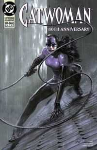Catwoman 80th Anniversary 100 Page Super Spectacular CVR G 1990s Gabrielle