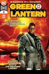 Green Lantern Season 2 #3 CVR A