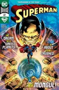 Superman #22 CVR A